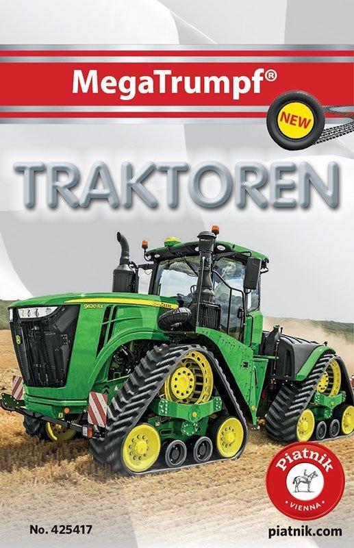 Karty Piatnik Quartet, Traktory