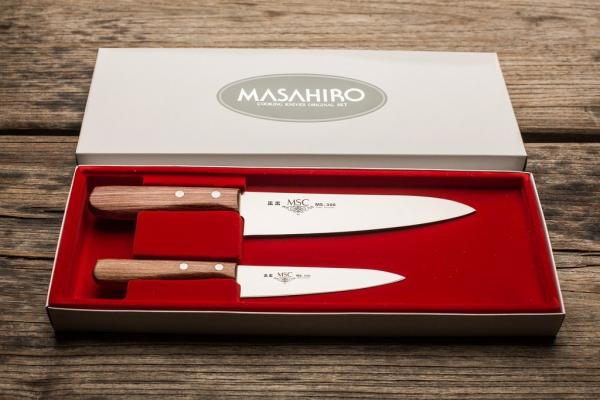 Zestaw noży Masahiro MSC 110_5256