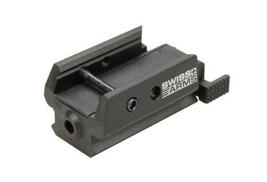Mikrocelownik laserowy na szyne picatiny (263877)