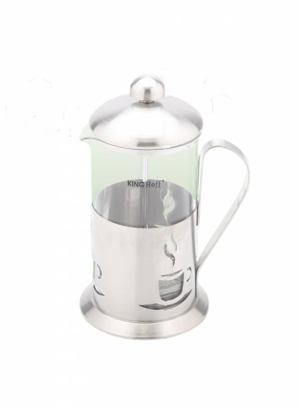 Kinghoff Zaparzacz Do Kawy/Herbaty Z Dociskiem 800ml Kh-4832