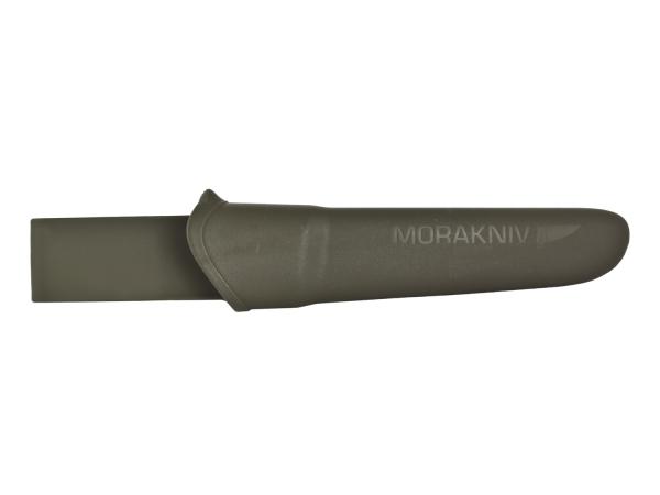 Nóż Mora Companion MG oliwkowy stal węglowa