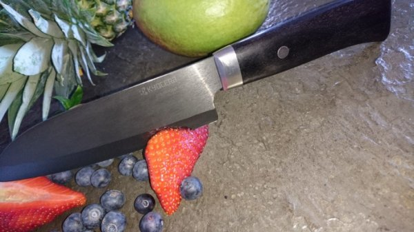 Kyocera Nóż szefa 18 cm Japan
