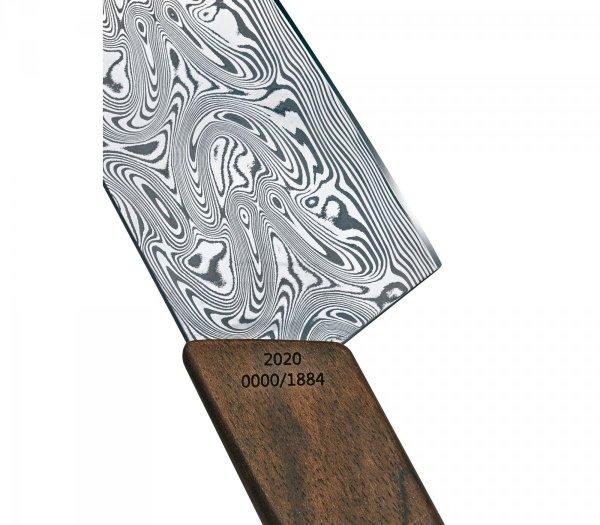Victorinox Nóż Santoku Swiss Modern z Edycji limitowanej Damast 2020