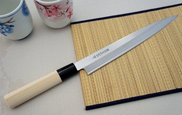 Nóż Yanagi Sashimi 21 cm Satake Megumi