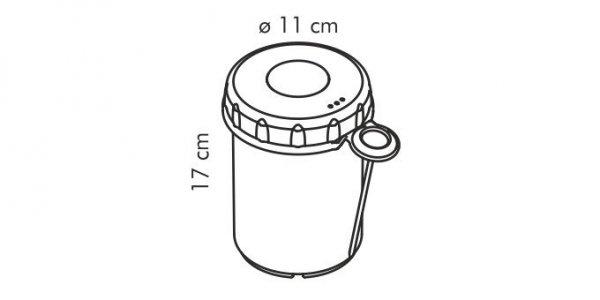 Szynkowar PRESTO, z termometrem Tescoma
