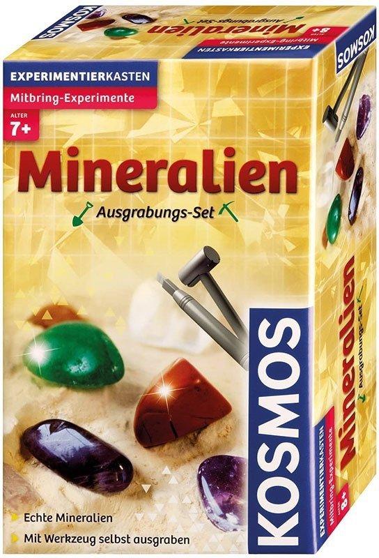 Zestaw Archeologiczny Minerały