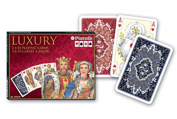 Karty Piatnik Luxury