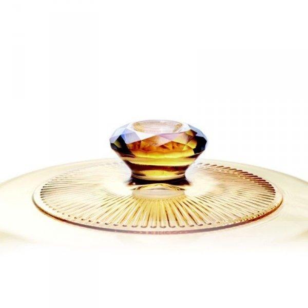 Garnek szklany z pokrywką 0.8 L - DIAMOND/ Visions