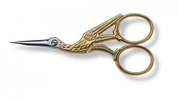 Nożyczki Victorinox złocone 8.1040.12