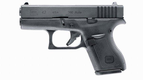 Replika pistolet ASG Glock 42 6 mm