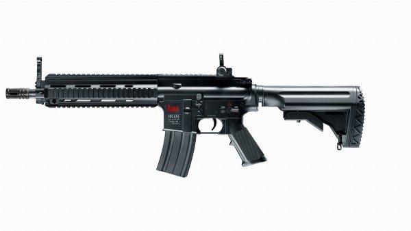 Replika karabinek ASG H&K Heckler&Koch HK416 CQB 6 mm