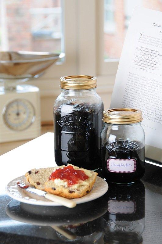 Kilner  Słoik 1 l, Preserve Jars
