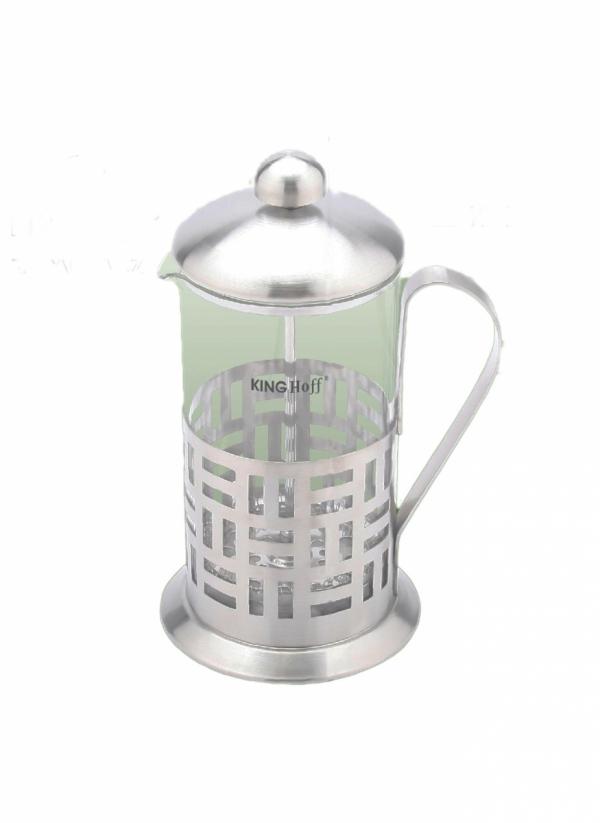 Kinghoff Zaparzacz Do Kawy/Herbaty Z Dociskiem 350ml KH-4827
