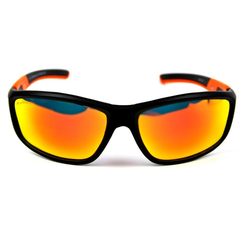 Champ - Okulary Polaryzacyjne - Pomarańczowe