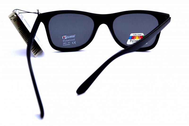 Watch - Okulary Polaryzacyjne - Srebrne