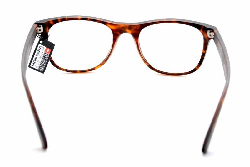 Clever +1,0  - Okulary Korekcyjne do pracy przy komputerze - Panterka