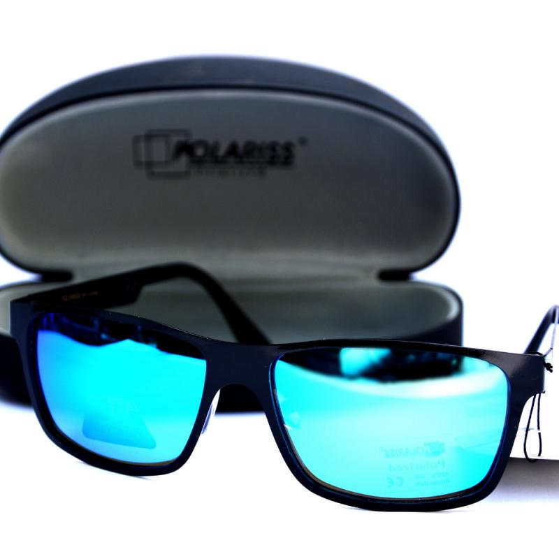 La Palma - Okulary Polaryzacyjne - Niebieskie