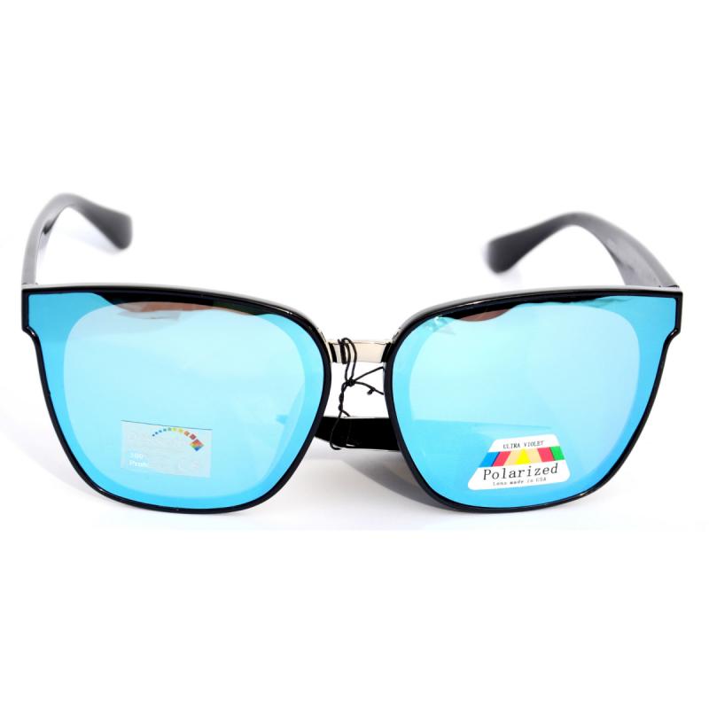 Diana - Okulary Polaryzacyjne - Niebieskie