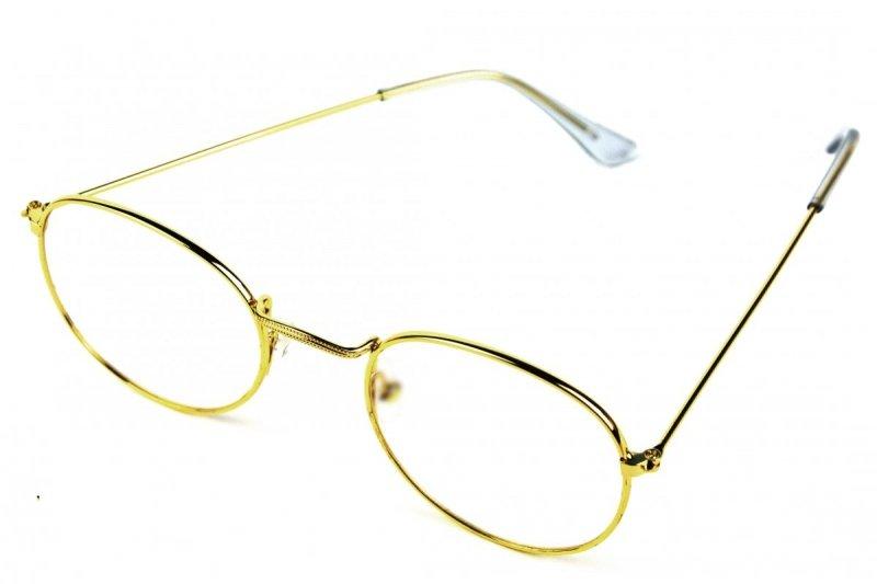 Geminis - Okulary do pracy przy komputerze - Złote