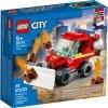 City mały wóz strażacki