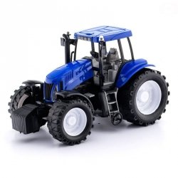 Zabawka traktor 3 kolory