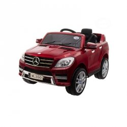 POJAZD MERCEDES ML-350 8490029 RED