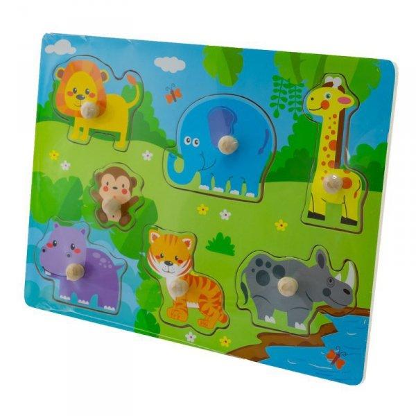 Zab puzzle safari pok wts62542