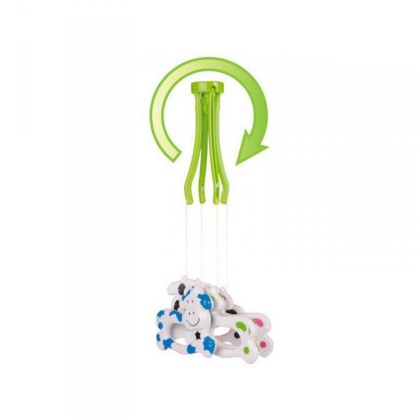 Karuzela plastikowa krówki
