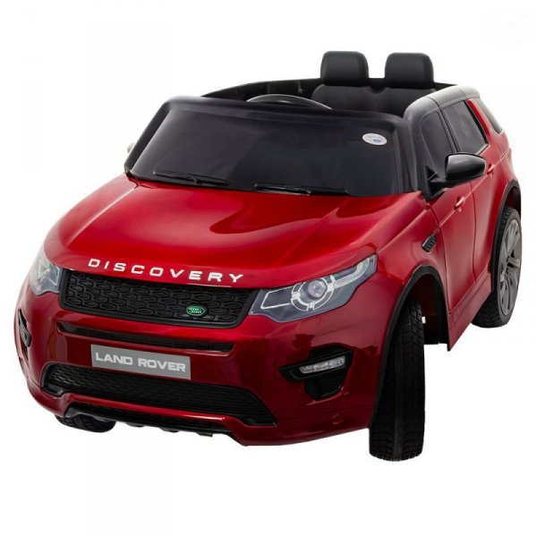 POJAZD 8390075-2RSP LAND ROVER RED