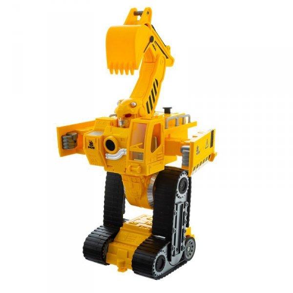 Zabawka koparka-robot 0871380