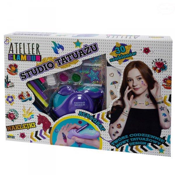 Atelier glamour studio tatutaż