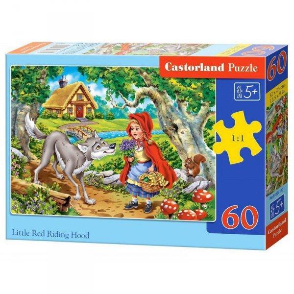 Puzzle 60el. red riding hood