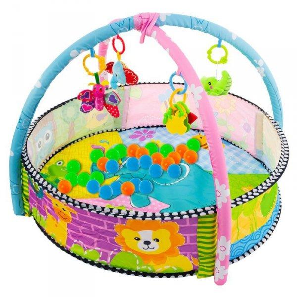 Mata basen z piłkami 9600-2