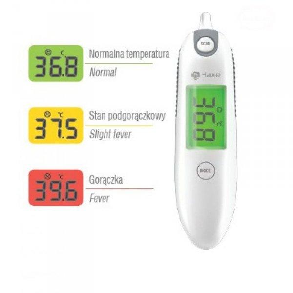 Termometr do ucha i czoła
