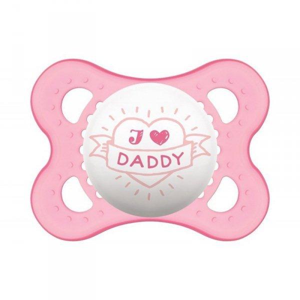 Smoczek 2-6 love&a daddy girl