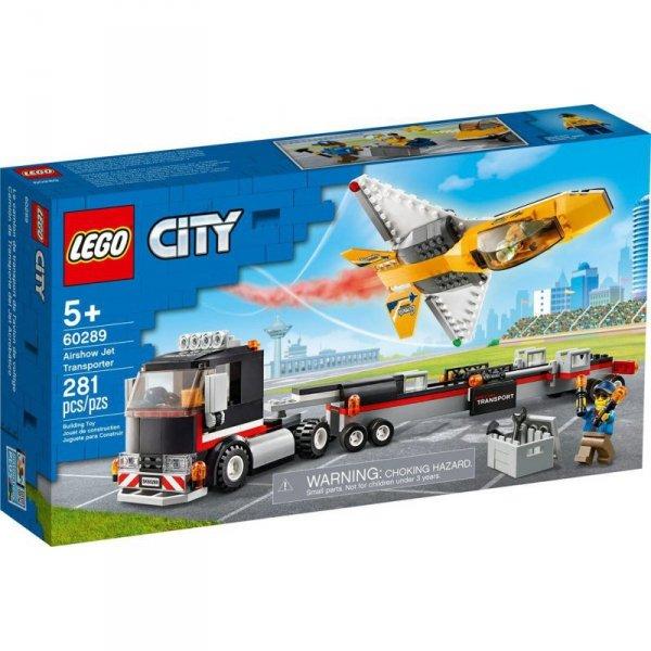 City transporter odrzutowca