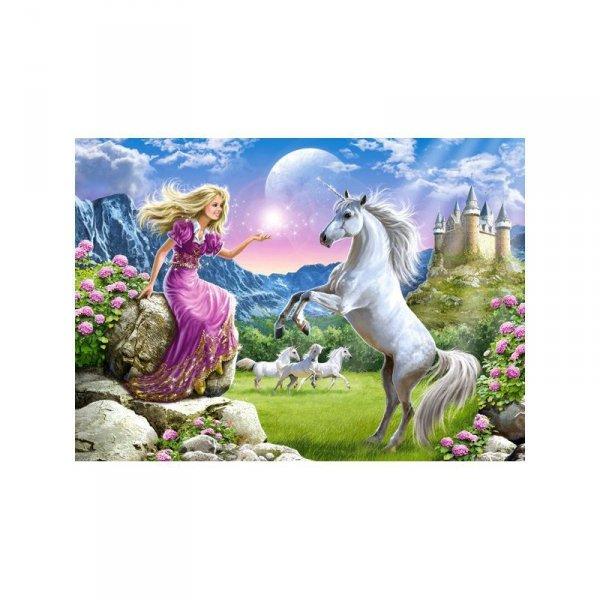 Puzzle 180 el. friend unicorn