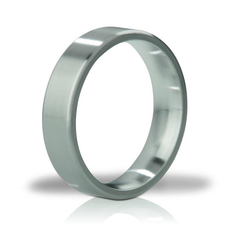 Mystim - Pierścień erekcyjny - His Ringness Duke szczotkowany 48mm