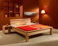 Łóżko drewniane - Astor