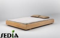 Łóżko drewniane - Opal