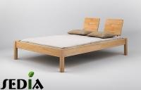 Łóżko drewniane - Ruten