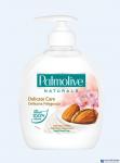 Mydło w płynie z dozownikiem PALMOLIVE 300 ml mleczko migdałowe 12906