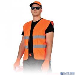 Kamizelka ostrzegawcza rozmiar XXLpomarańczowa KOS-5