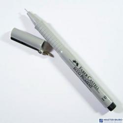 Cienkopis ECCO PIGMENT 0.8 czarny 10szt. FABER-CASTELL 166899 FC