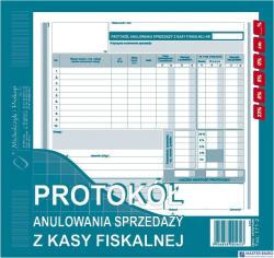 171-2 Prot.anul.sprz.z.kasy N! 2/3 MICHALCZYK I PROKOP