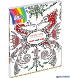Książka do kolor. Fiorello ROCK YOUR MIND 150-1386