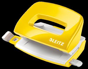 Dziurkacz Leitz WOW 5060 żółty 10 lat gwarancji 50601016