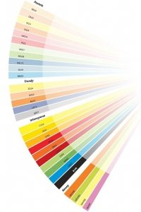 Pap.A4 80g mix pastelowy 94137A80 MAESTRO COLOR 250a xero