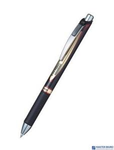 Cienkopis kulkowy BLP75-BP1BPL czerwony Energel automatyczny 0.5mm PENTEL