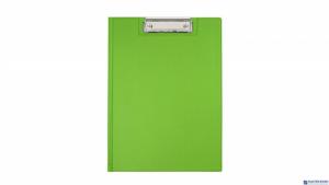 Teczka z klipsem A4 grass BIURFOL KKL-04-02 (pastel zielony)